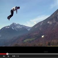 Damien Walters - Gravity Games (Videó)