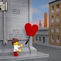 Legosított Bansky