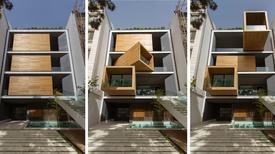 Flexibilis ház