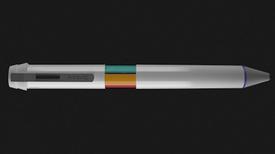 Mindenszínű toll