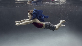 Mosolyalbum a víz alatt