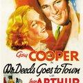 98. Váratlan Örökség (Mr. Deeds Goes to Town) - 1936