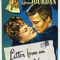 202. Levél egy Ismeretlen Nőtől (Letter from an Unknown Woman) - 1948