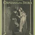 11. Árvák a Viharban (Orphans of the Storm) - 1921