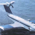 Russian Ecranoplanes: