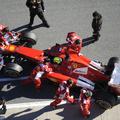 Nem ügyeskedhet a teszttel a Ferrari