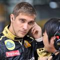 Petrov máris elnézést kért a Renault-tól