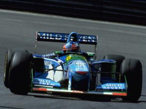 Michael Schumacher, Benetton-Ford, 1994