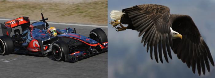 McLaren sas