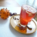 Fűszeres-gyümölcsös forró ital