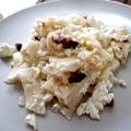 Túrós tészta - házi tésztából, sütve