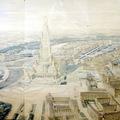 A kommunizmus diadala: Sztálin világ-felhőkarcolója és a 6 000 tonnás Lenin