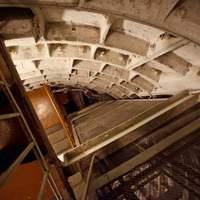 A behemót nagy Sztálin-bunker