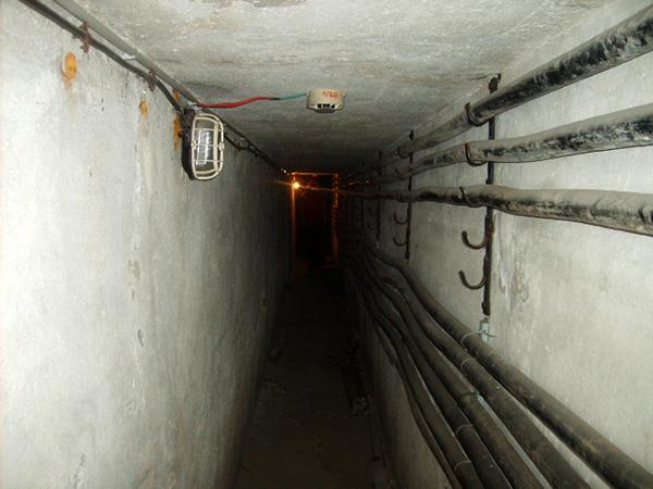 Átjáró az M2- és az M3-as metrók felé (Fotó: Falanszter.blog.hu)