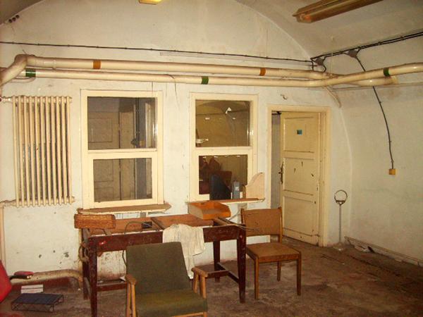 Egykori konyha (Fotó: Falanszter.blog.hu)