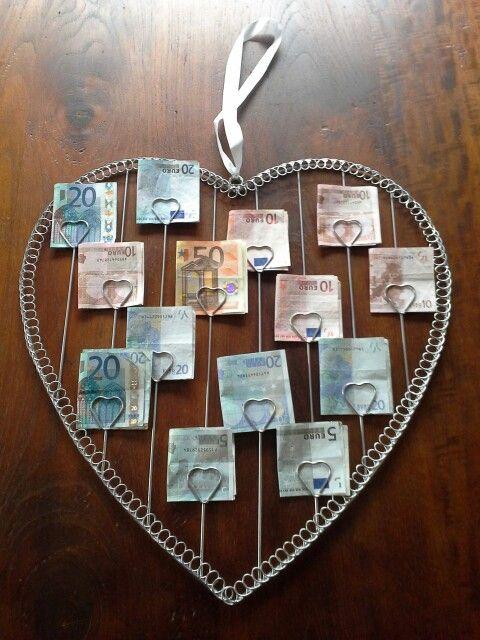 Így ajándékozhatsz pénzt stílusosan faliújság