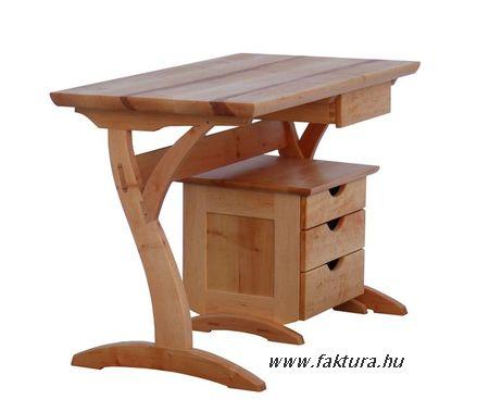 organikus íróasztal