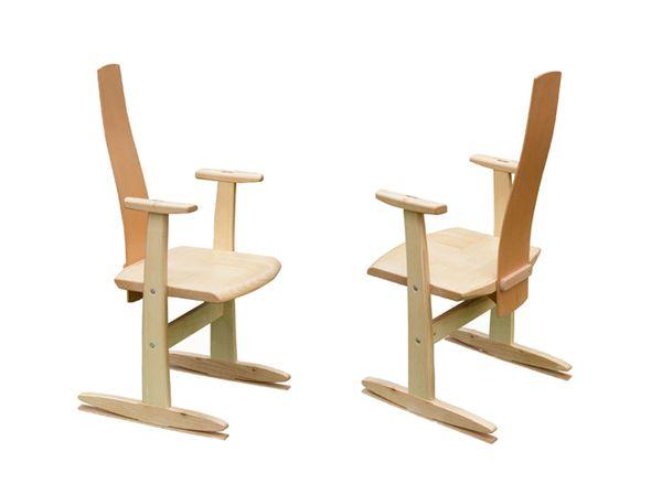 gerinckímélő szék