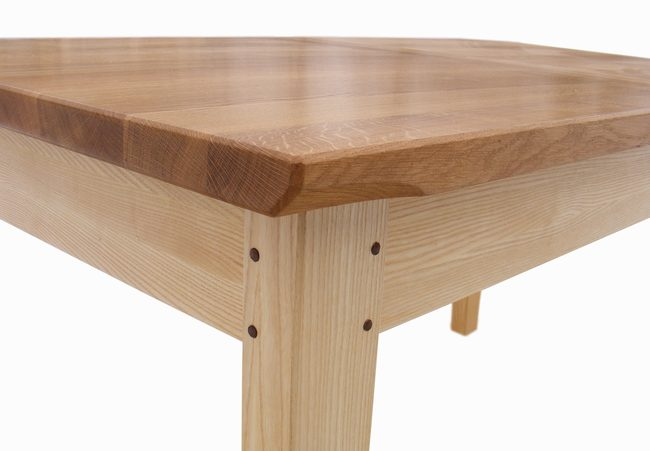 Asztal, tölgyfa, kőrisfa