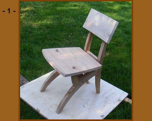 szék mesterdarab - tervezés alatt!!!