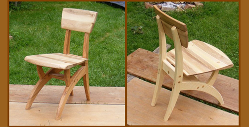 szék design