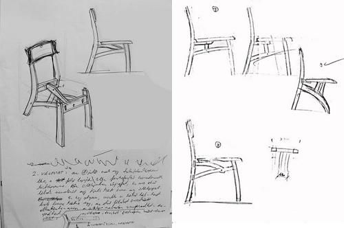 szék tervek