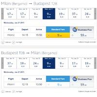 A nagy Ryanair-akcióban 542 forint egy euró