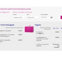 Problémamegoldás Wizz-módra: áremelés sutyiban