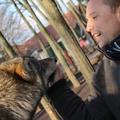 Így találkozott a hosszútávúszó a farkasokkal