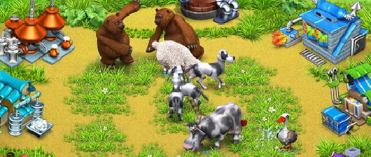Farm Frenzy 3 - Russia Roulette játékok