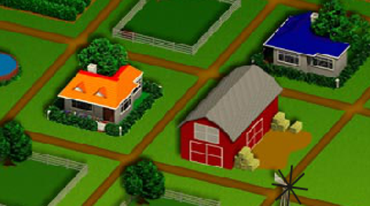 Farm Roads Game