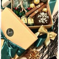 Stílusos ajándékdoboz a karácsonyfa alá  - Fánkimádók előnyben