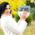 Csokor helyett élővirág a menyasszonynak? IGEN!