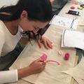 Ökozsák Blockprinting workshopon jártam