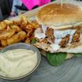 Óriás camembert burgerben - Bellissimo Formaggio