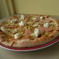 Halas pizzák királya - Salmon King