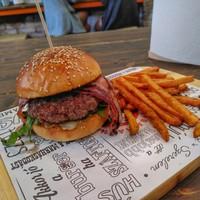 Bamba Bacon Burger
