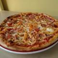 Limitált lecsó pizza