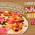 Triplán burgeres július a Don Pepében