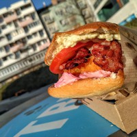 Paneer 2. kör - Bacon Cheeseburger