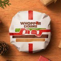 Nem jött be a tegnapi ajándék? Irány egy Burger King!