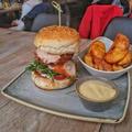 Szárnyas halvadász - Amore Mio Burger