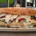 Hús nélküli kézműves álomszendvics - Primavera Caprese