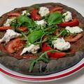 Megérkezett a fekete pizza Budapestre! - Pizza de Nero