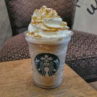 Egy korty mozi a Starbucksban - Caramel Popcorn Frappuccino