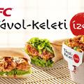 Ismét keleti ízek a KFC-ben!