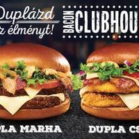 Nagyobbak lettek a Clubhouse szendvicsek