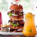 Brutális Burger akciók!