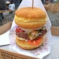 Fánk burger mustra - Briga és Seven Pub