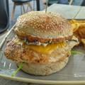 Sajtos-parajos-csirkés - Toszkán Burger